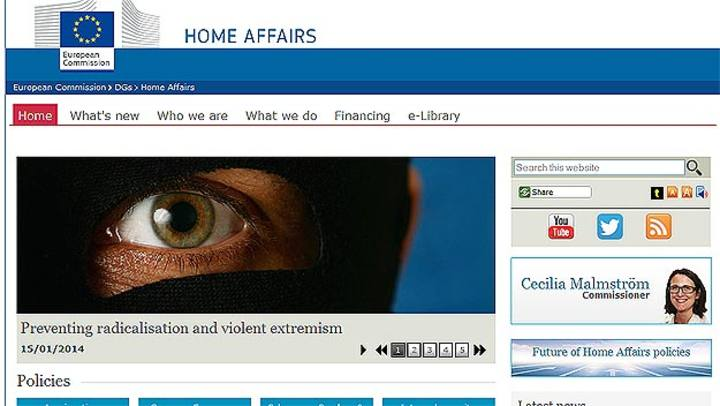 La comisi n europea aprueba nuevas medidas contra el for Pagina web ministerio interior