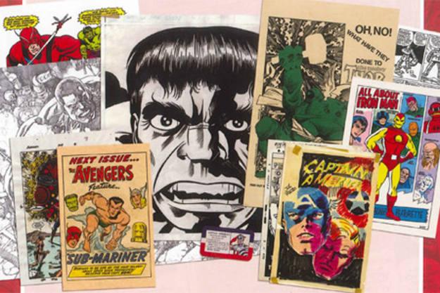 Páginas del libro 'Los Vengadores', sobre los orígenes del grupo