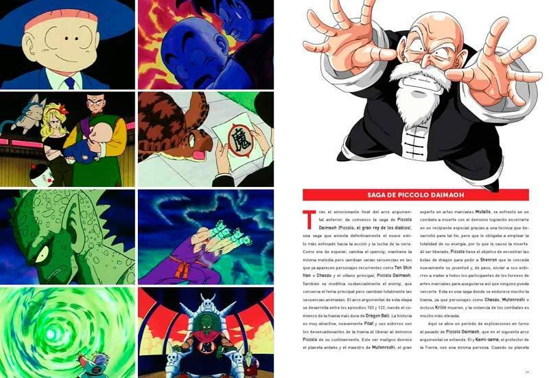 Páginas de '¡Luz, fuego, destrucción ¡ La gran aventura de Dragon Ball (I)'