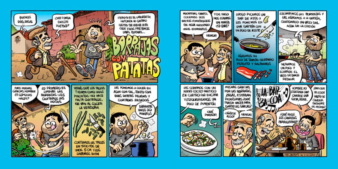 Páginas de 'Sigo siendo un cocinicas'