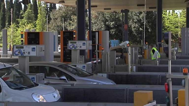 Aumenta el número de conductores en Cataluña que se niegan a pagar los peajes
