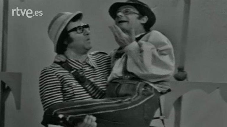 Los chiripitifláuticos - En el país de la música (1973)