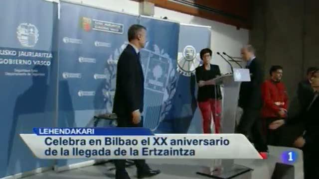 País Vasco en 2' - 03/11/14
