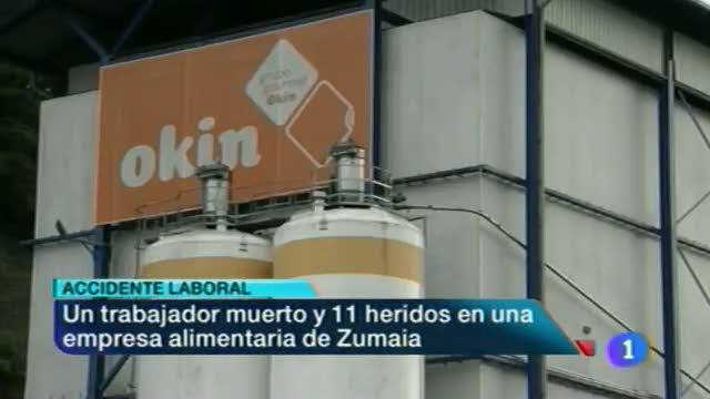 País Vasco en 2' - 04/07/12