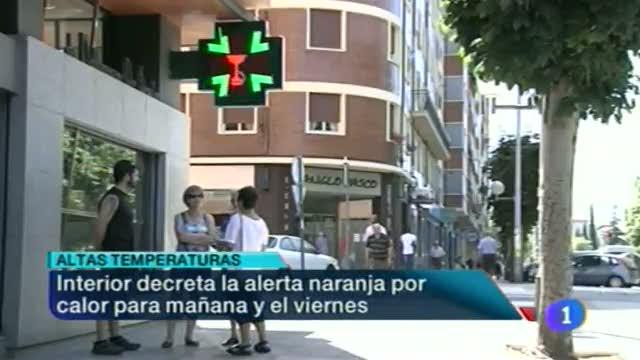 País Vasco en 2' - 08/08/12