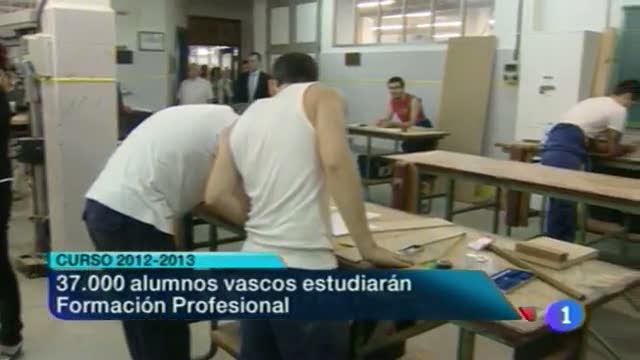 País Vasco en 2'- 10/09/12