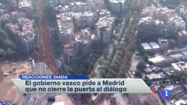 País Vasco en 2' - 12/09/14