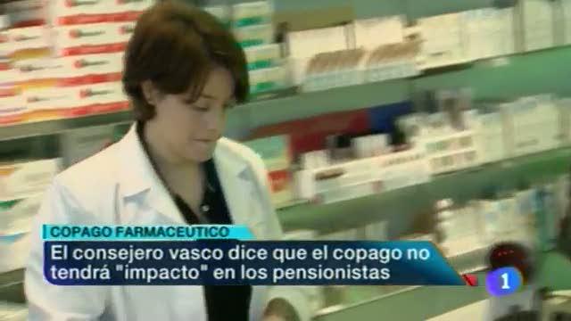 País Vasco en 2' - 27/07/12