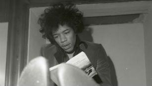 Palabra Voyeur - Empezar de cero. Jimi Hendrix - 08/03/17