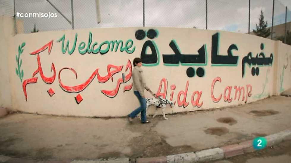 Con mis ojos - Palestina