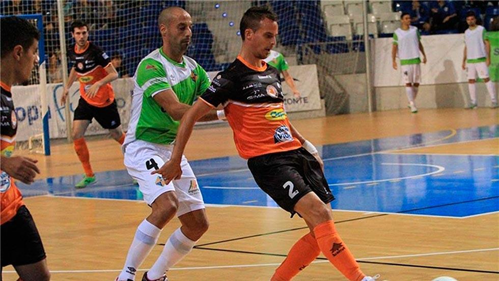 Palma Futsal 6-1 Aspil Vidal Ribera Navarra
