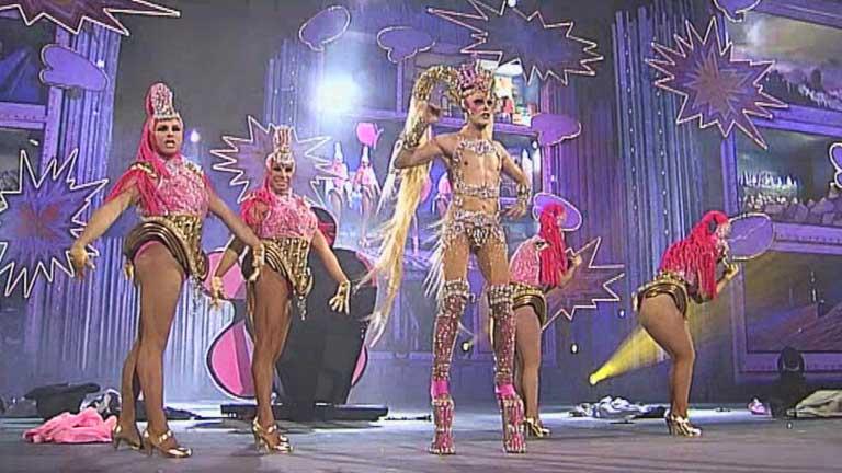 En las Palmas se celebra la gala drag queen