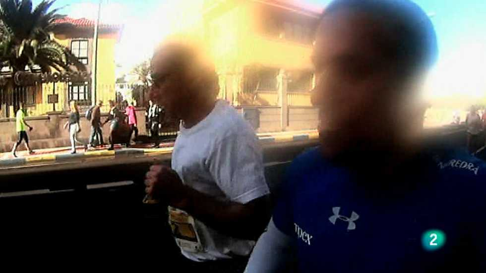 A la carrera - Las Palmas