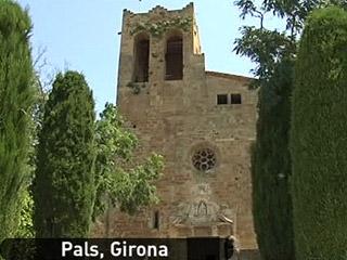 España Directo - Pals, villa medieval