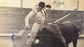 'El Pana', el torero convertido en ídolo popular en México