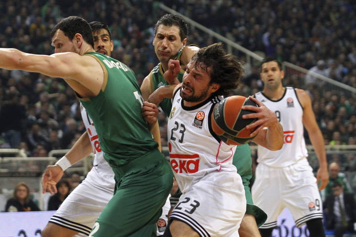 PANATHINAIKOS VS. REAL MADRID