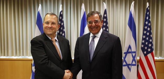 El secretario de Defensa de Estados Unidos, Leon Panetta, y el ministro de Defensa israelí, Ehud Barak, se reúnen este miércoles en Israel para tratar el tema del programa nuclear iraní.