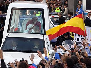 El Papa descansa ya en Roma tras su visita a España