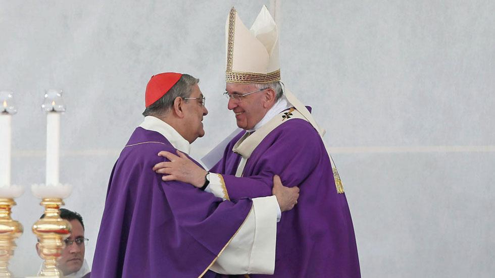 El papa afirma que la corrupción es sucia y que una sociedad corrupta apesta