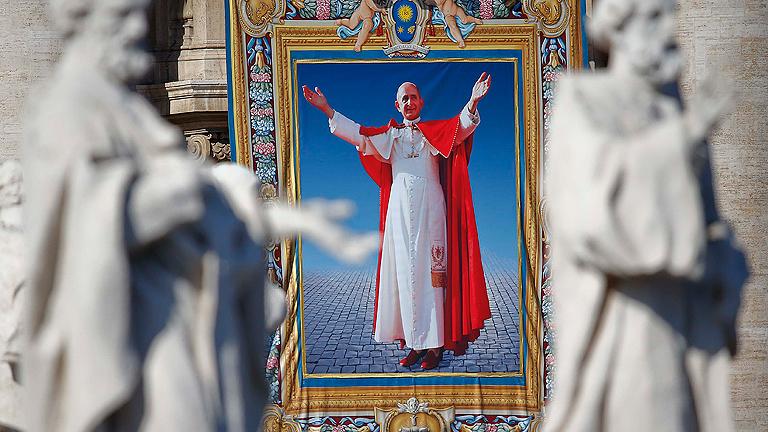 El papa Pablo VI ya es beato