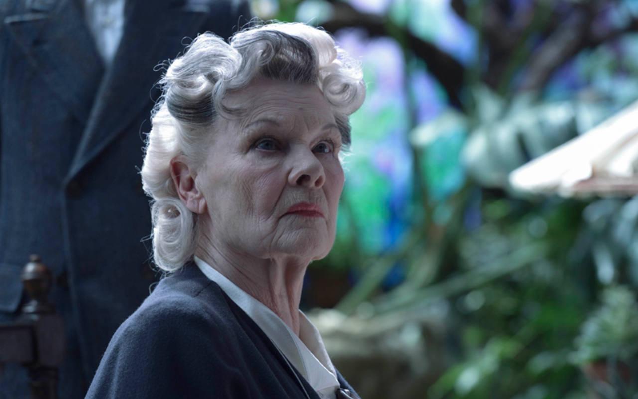 El papel de la gran Judi Dench es prácticamente un cameo