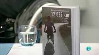 Para todos La 2 - De Zaragoza a Beijing en bicicleta, y en 99 etapas - Entrevista a Diego Ballesteros