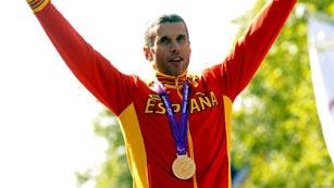Los paralímpicos se traen 42 medallas de Londres