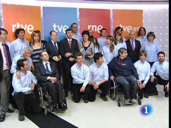 Los Paralímpicos en TVE
