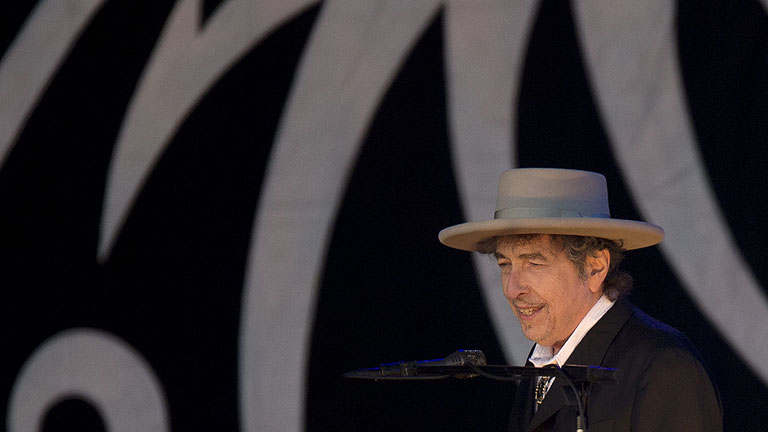 París homenajea a Bob Dylan