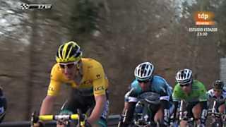 Ciclismo - París-Niza - 1ª etapa: Saint Germain en Laye-Nemours