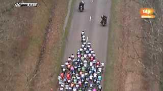 Ciclismo - París-Niza - 2ª etapa: Vimory-Cerilly desde Vimory