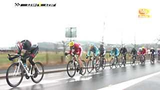 Ciclismo - París-Niza - 3ª etapa: Chatel-Guyon desde Francia