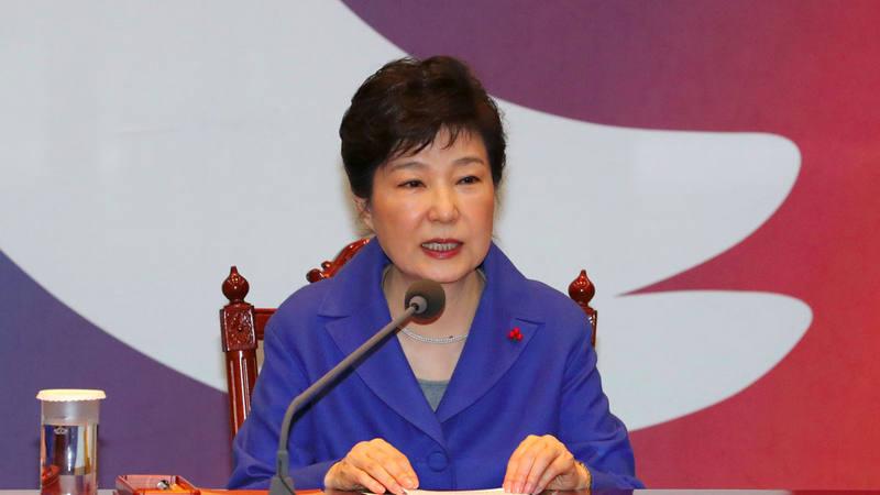 Resultado de imagen de El Constitucional autoriza la destitución de la presidenta surcoreana
