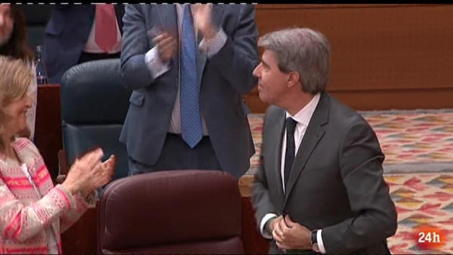 Ir al VideoParlamanto - Otros parlamentos - Investidura de Garrido - 19/05/2019