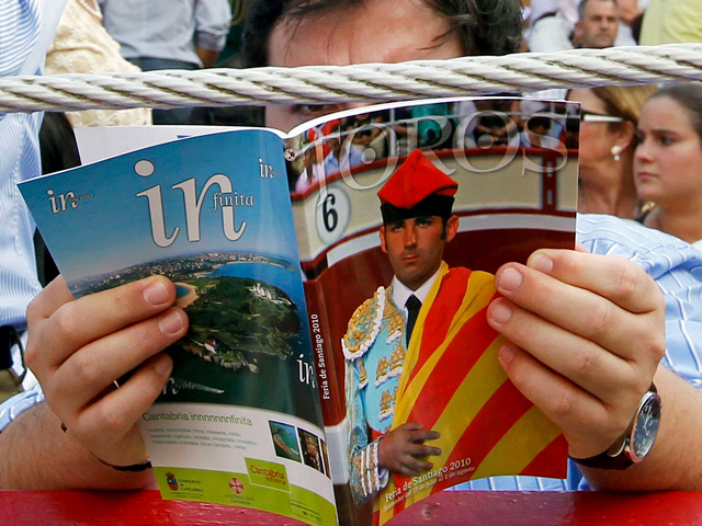 El Parlamento catalán prohíbe las corridas de toros