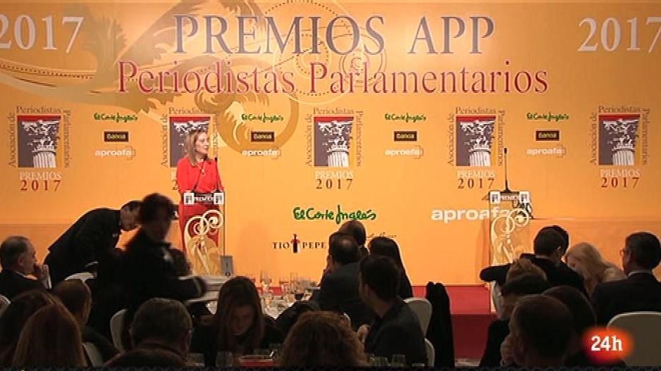 Premios de la Asociación de Periodistas Parlamentarios