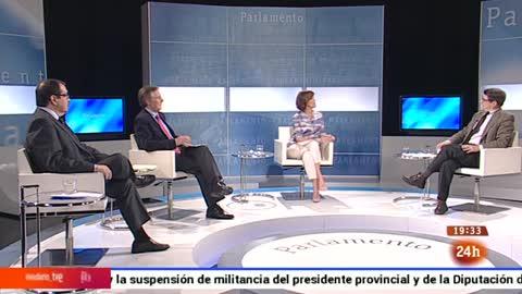 Ir al VideoParlamento - El debate - Ley de Enjuiciamiento Criminal - 02/05/2015