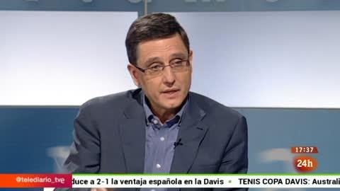Ir al VideoParlamento - La entrevista - Tomás Marcos, senador de Ciudadanos - 18/07/2015