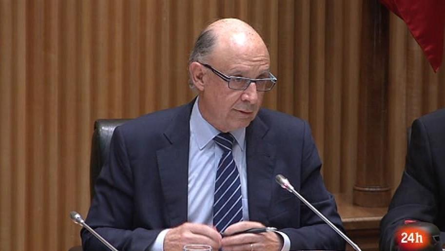 La amnistía fiscal en pleno y comisión