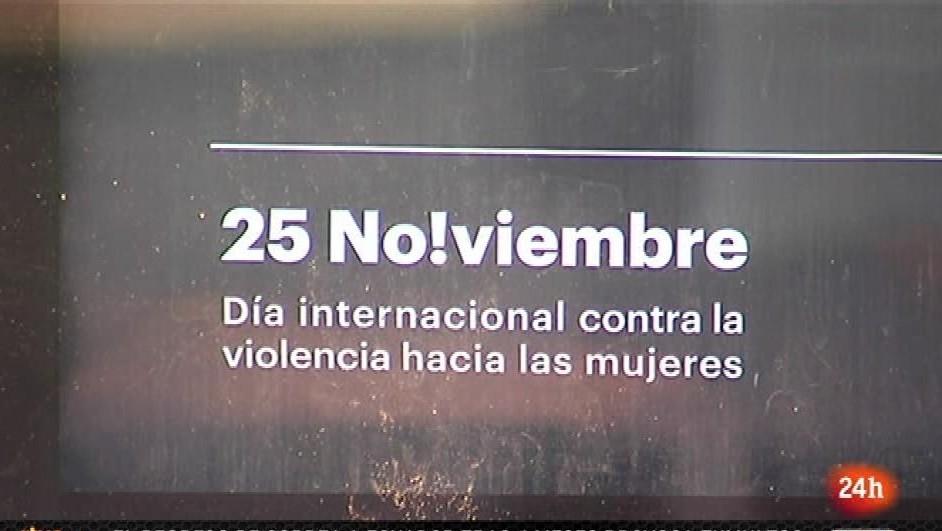 Ir al VideoParlamento - El foco parlamentario - Día Internacional contra la violencia hacia la mujer - 25/11/2017