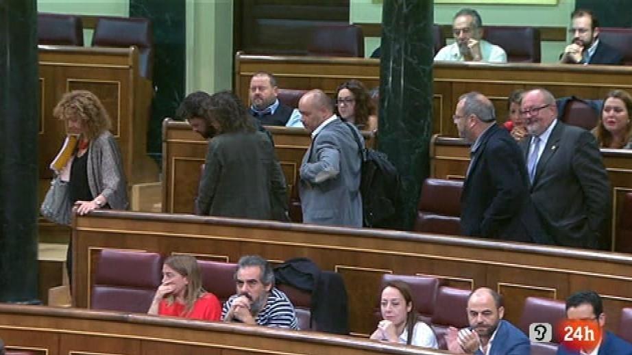 Ir al VideoParlamento - El foco parlamentario - Más sobre Cataluña - 23/09/2017