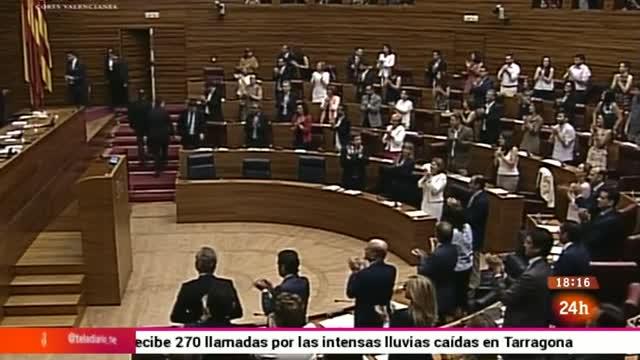 Ir al VideoParlamento - Otros parlamentos - Cortes valencianas y Asamblea de Madrid - 14/06/2015