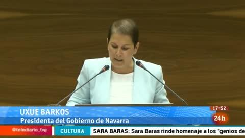 Ir al VideoParlamento - Otros parlamentos - Investidura en Navarra - 25/07/2015