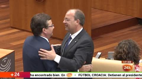 Ir al VideoParlamento - Otros parlamentos - Más investiduras - 04/07/2015