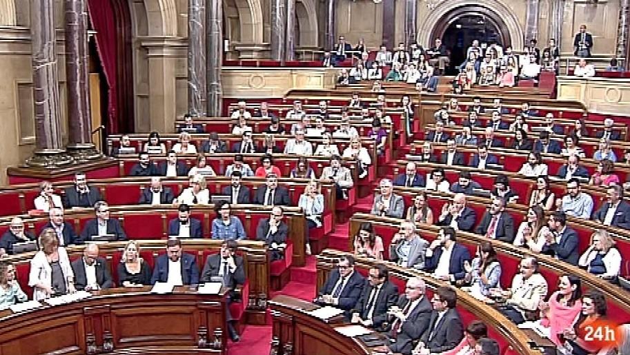 El parlament prepara el cambio de reglamento