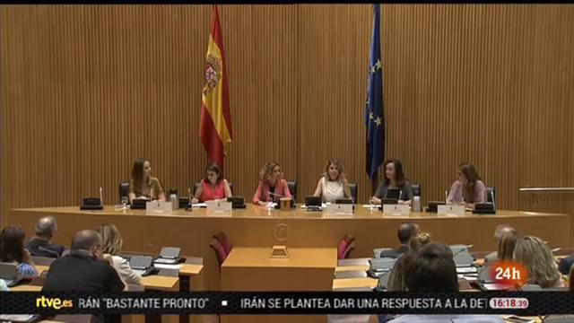 Ir al VideoParlamento - El reportaje - Mujeres y política - 06/07/2019