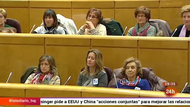 Ir al VideoParlamento - El reportaje - Mujeres rurales en el Senado - 21/03/2015