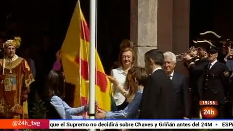 Ir al VideoParlamentos - Otros parlamentos - Día de Aragón y Castilla y León - 25/04/2015