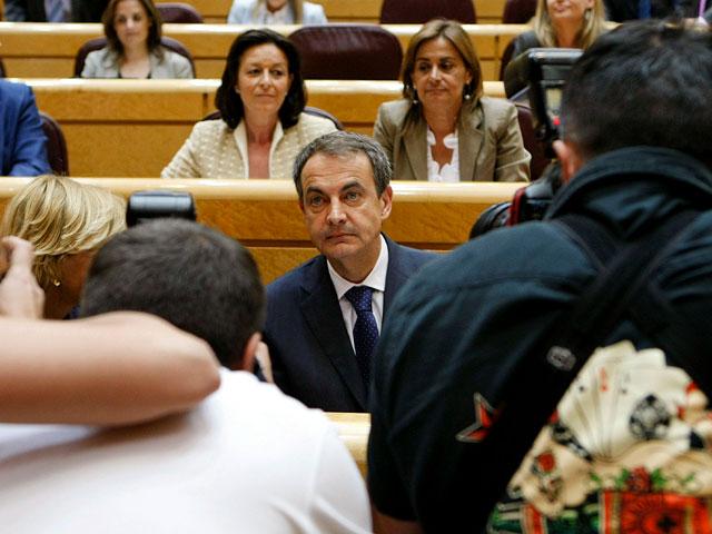 Zapatero dice que la tasa de paro ha llegado al nivel más alto y espera que baje a partir de abril