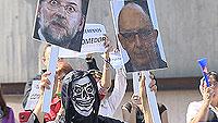 """Ir al VideoParos parciales de los trabajadores de RTVE por una """"financiación suficiente y estable"""""""
